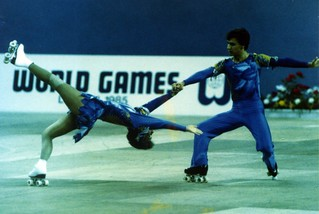 1985 TWG Sports Rollerskating Artistic