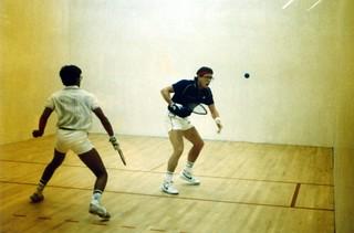 1985 TWG Sports Racquetball