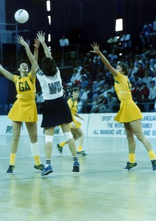 1985 TWG Sports Netball