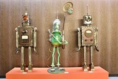 Vintage Robot 1 - Go Jeunejean