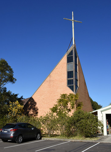 Holy Cross Catholic Church, Glendale, Newcastle, NSW.