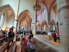 1ère messe de déconfinement à Pordic 31 mai 2020 Pentecôte JLK (4)