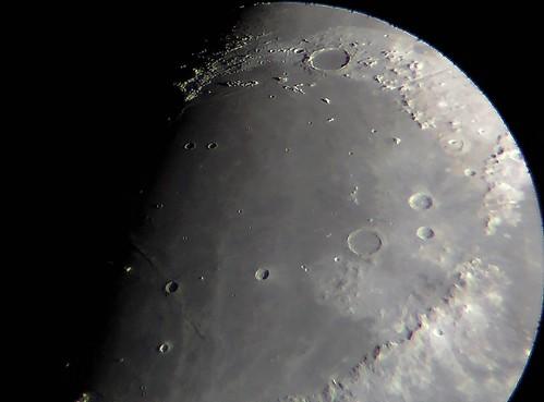 Moon May 31st 2020, sunrising over Mare Imbrium