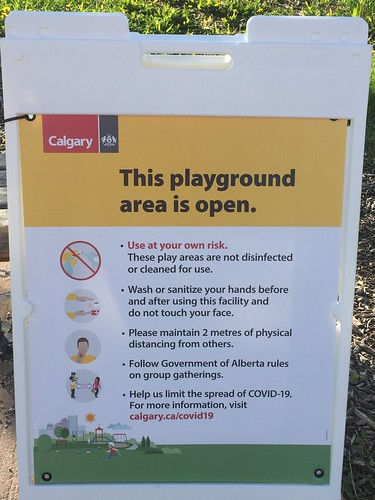 Convid19 Playgrounds YYC