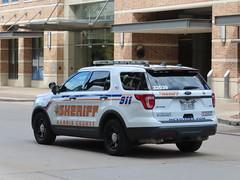 Harris County Sheriff Ford Police Interceptor Utility