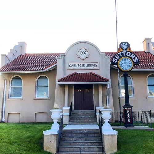 Carnegie Library, McCook, Nebraska