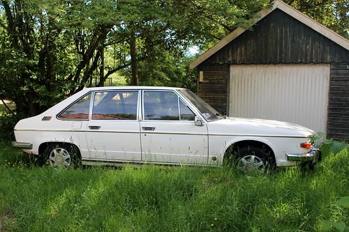 1978 Tatra 613 Chromka