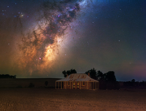 Milky Way at Goomalling, Western Australia