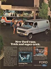 1977 Ford Vans