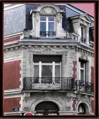 Lille Rue Nationale à 'angle de la rue Alphonse Mercier