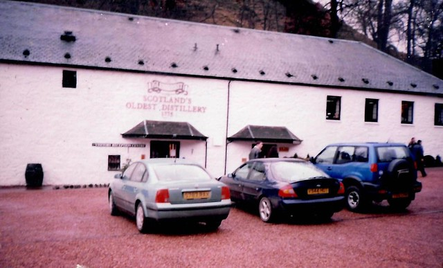 Glenturret, Scotland's oldest distillery, Perthshire, Scotland, UK