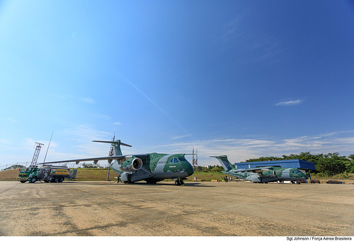 Transporte aéreo logístico Guarulhos - Manaus COVID-19