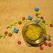 菊、茶、趣 / LEGO