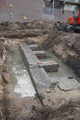 Bastion II, Bagijnenwal, middeleeuwse stadsmuur (2019)