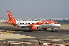 OE-ICG A320 EasyJet Lanzarote 07-03-20