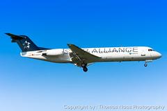 Contact Air, D-AGPH : StarAlliance