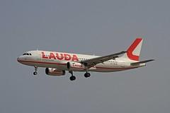 OE-LMB A320 Lauda Arrecife 07-03-20