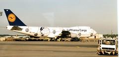 D-ABZF Boeing 747-230F(SCD) Lufthansa Cargo  FRA 100597