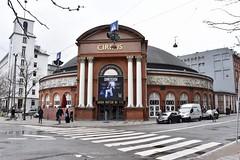 Circus Building - Axel Torv Copenhagen
