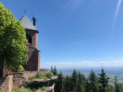 Mont Sainte-Odile - Photo of Natzwiller