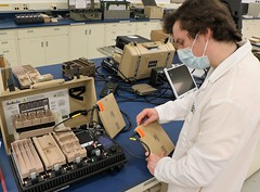C5ISR Center conducts testing on silicon anode prototype battery