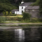 White Cottage by Paul Lambeth