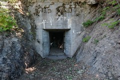 Fort Furggels - Shelter