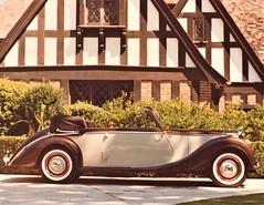 Riley 2-1/2 Litre Drophead Coupe, 1948-51