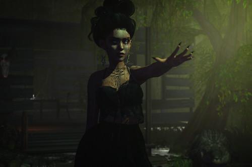 Swamp Priestess