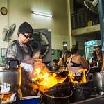 Jay Fai Star cooking