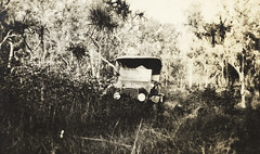 'Where have the roads gone', Longreach to Darwin Survey for aerodromes and supply depots, 1919, Hudson Fysh