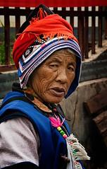 Bai Grandmother, China