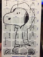 Marla Snoopies 50