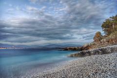 Corfu Evening Shot