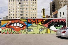 Windsor Graffiti/Street art