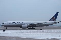 United N785UA: Boeing 777-200