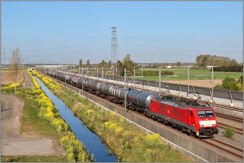 DBC 189 086 - Valburg - 15/04/2020