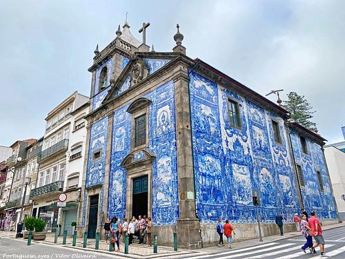 Capela das Almas de Santa Catarina - Porto - Portugal 🇵🇹