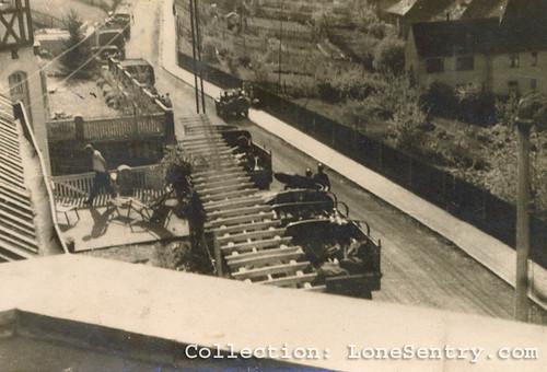 Ruhla, Germany - 191st Field Artillery (?) Photos