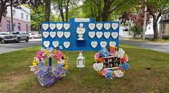 2020 Nova Scotia Attacks Memorial to the Victims