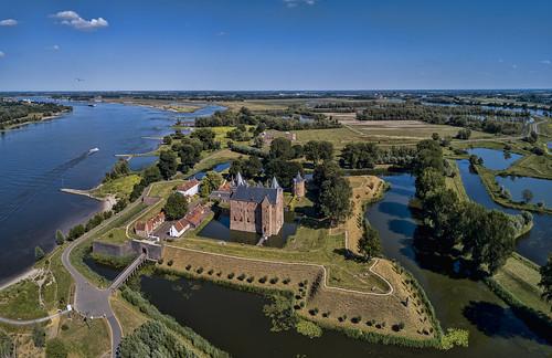 Aerial Castle (slot) Loevesteijn
