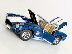 Cobra Roadster open