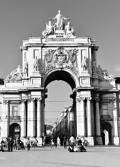 Arco da Rua Augusta (1759-1875)