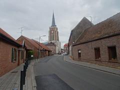 Mons-en-Pévèle Église Saint Jean-Baptiste en 2020