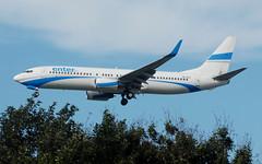 E4/ENT Enter Air Boeing 737 SP-ESC