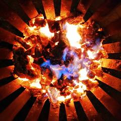 Feuerstrahlen - fire rays