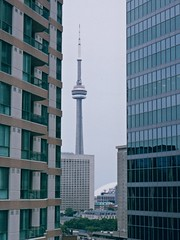 CN Tower from the Delta Chelsea Hotel