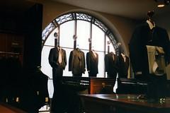 Men's formalwear at The Bay