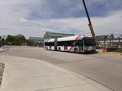 Utah Transit Authority: 2017 New Flyer XDE60 #17114