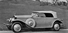 1930 Rolls-Royce Phantom I Derby
